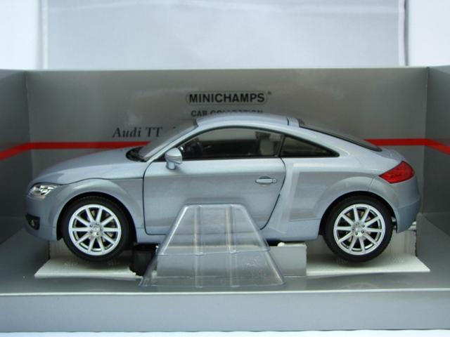 Audi Model Cars By Etnl Diecast Models