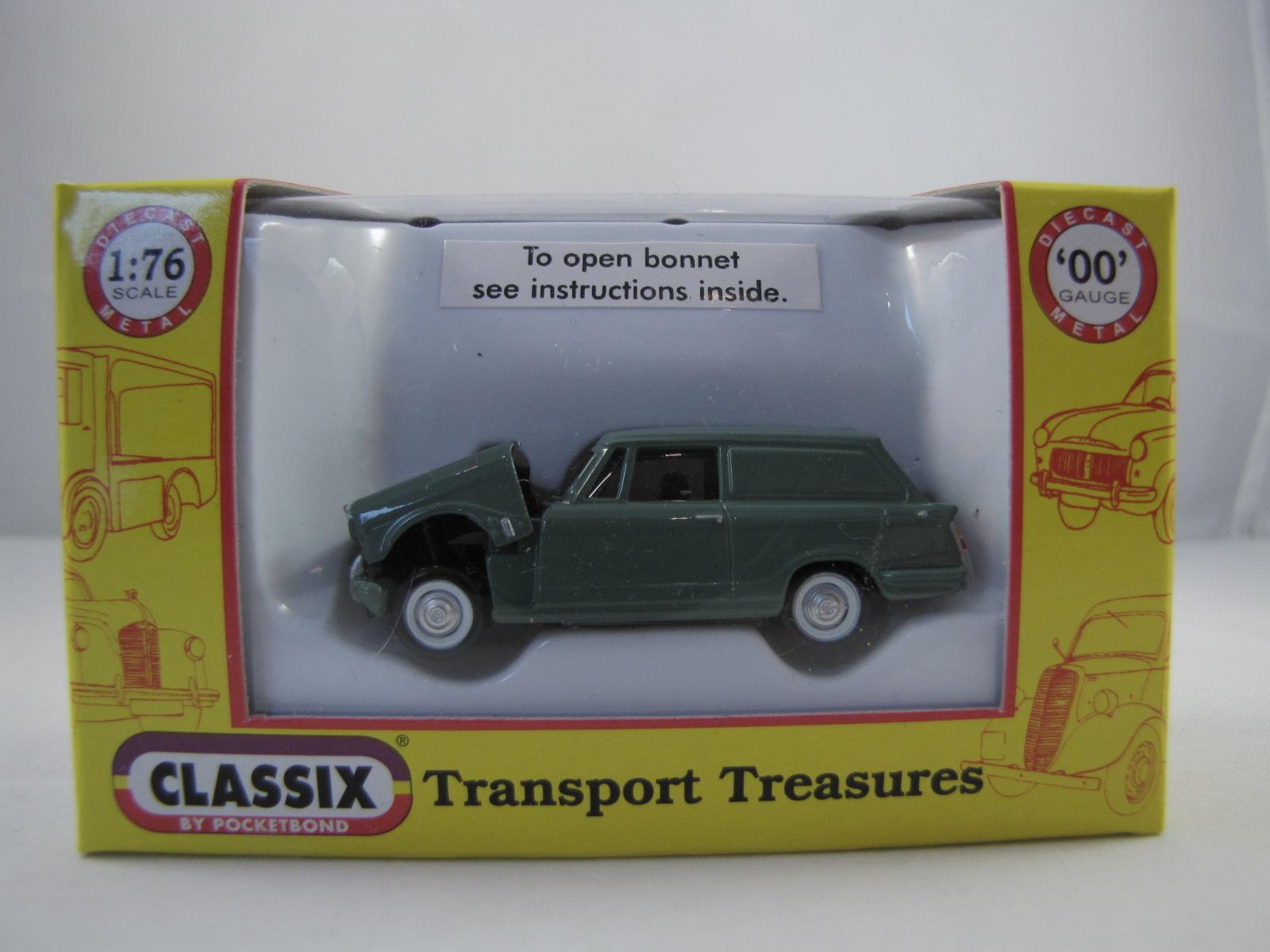 Classix EM76683 Triumph Herald