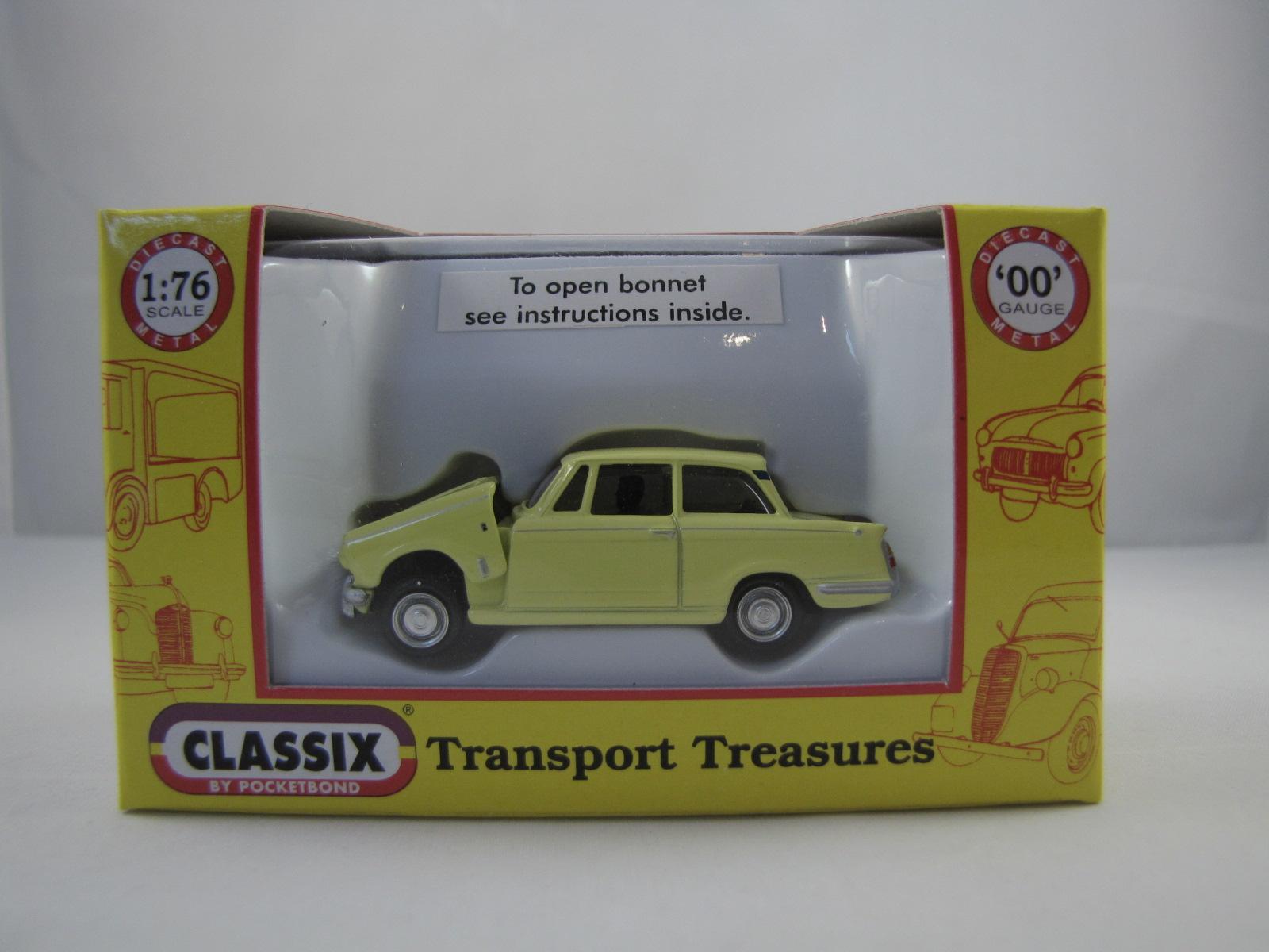 Triumph model cars [GT6, Spitfire, Herald, Vitesse] by ETNL ...