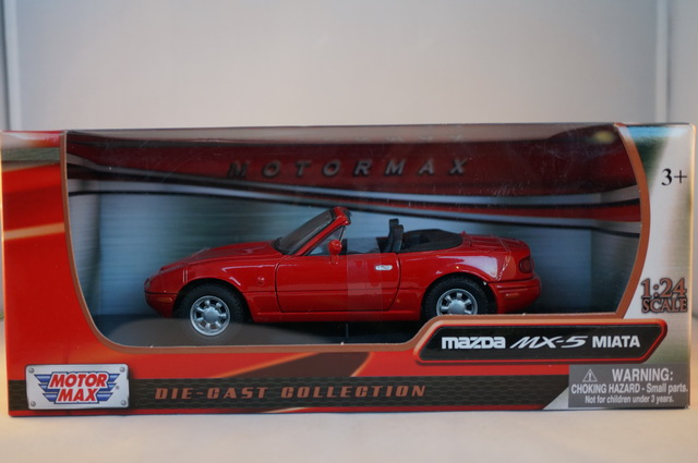 Mazda Model Cars By Etnl Diecast Models